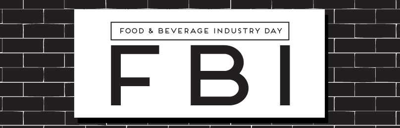 MONDAY – 25% Off Food & Beverage Industry day